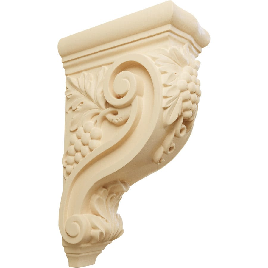 Ekena Millwork 4.25-in x 13.25-in Maple Corbel