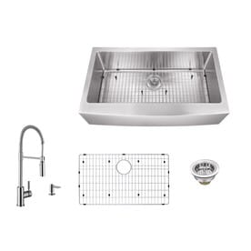 Shop Kitchen Sinks At Lowesforpros Com