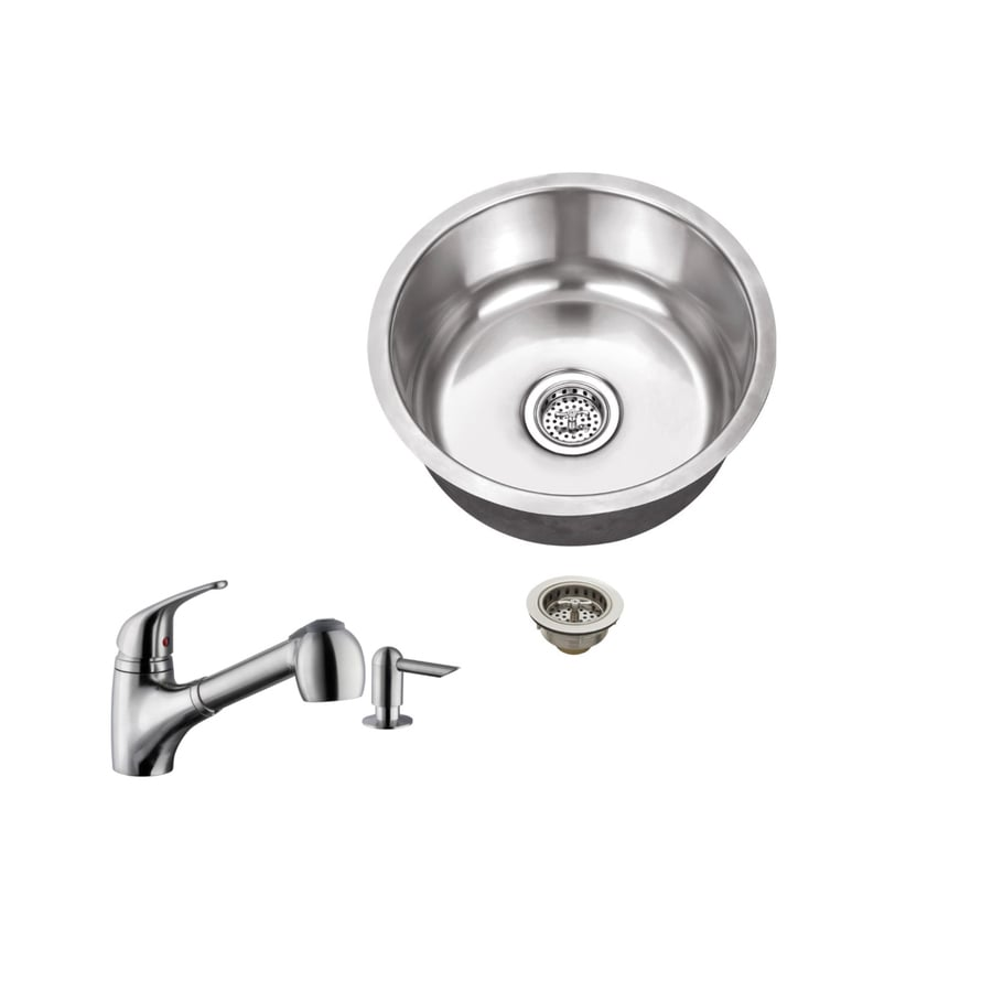Commercial Bar Sink Faucet : Superior Sinks Brushed Satin Stainless Steel Undermount Commercial ...