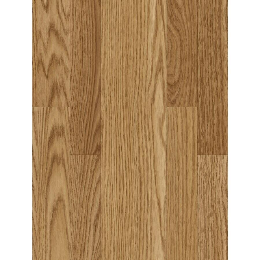 Project Source 7 6 In W X 4 23 Ft L Garrison Oak Wood Plank Laminate