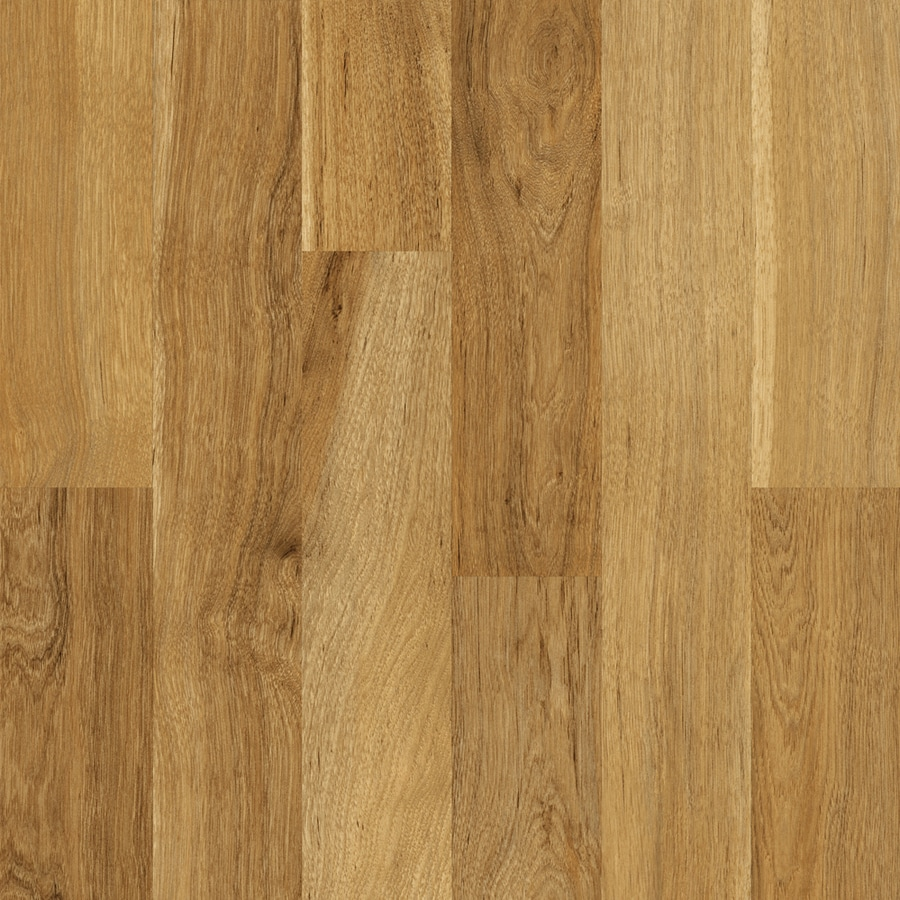 Style Selections Swiftlock 7 6 In W X 4 23 Ft L Um Oak Wood Plank