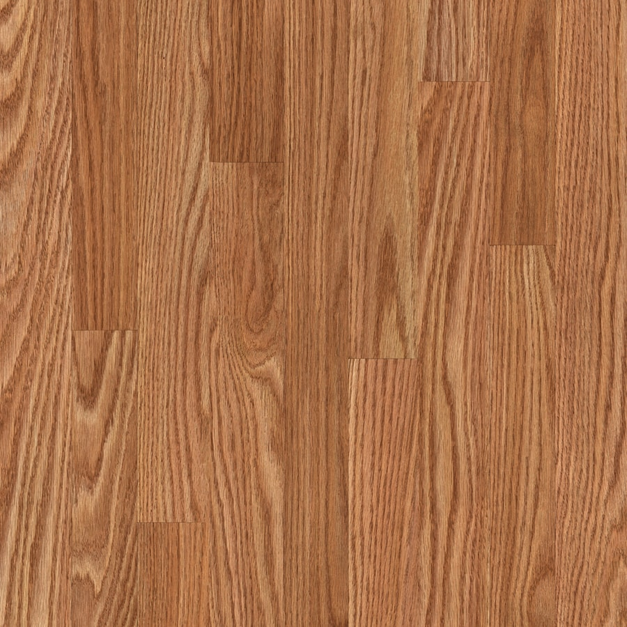 SwiftLock Swiftlock 7.6 In W X 4.23 Ft L Honey Oak Wood Plank Laminate
