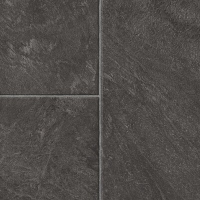 Style Selections Glentanner Slate 12 83 In W X 4 27 Ft L