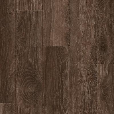 Woodfin Oak 7 59 In W X 4 23 Ft L Embossed Wood Plank Laminate Flooring