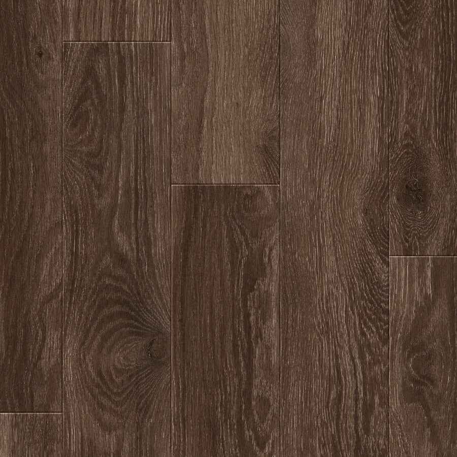 Project Source Woodfin Oak Wood Planks Laminate Sample