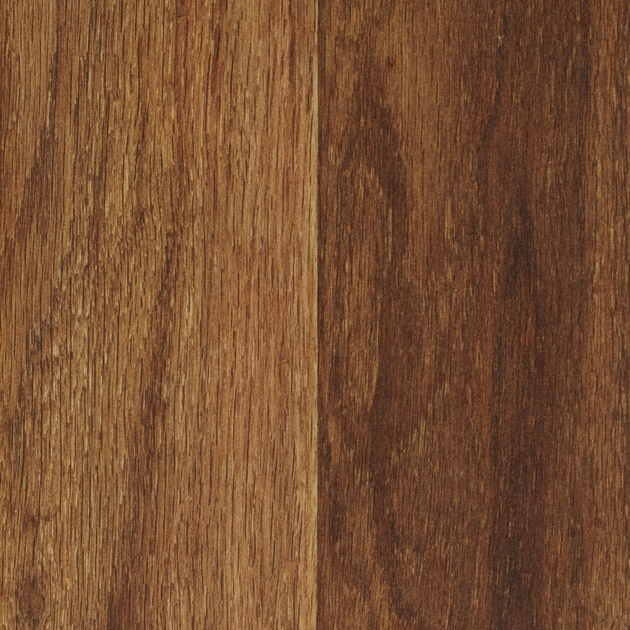 Style Selections Fireside Oak Wood Planks Laminate Flooring Sample