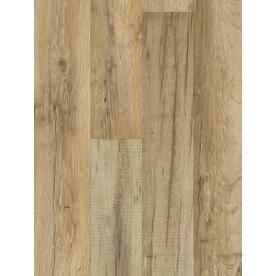 Style Selections Tavern Oak 7 59 In W X 4 23 Ft L Embossed Wood Plank