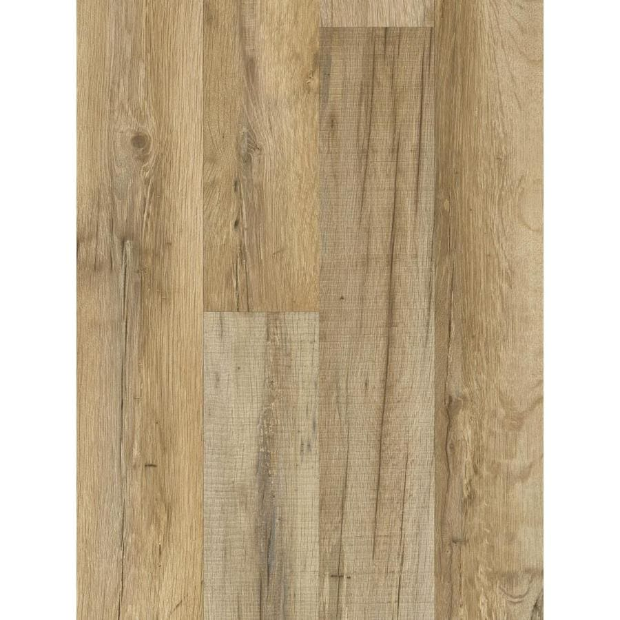 Style Selections Tavern Oak Wood Planks Laminate Sample