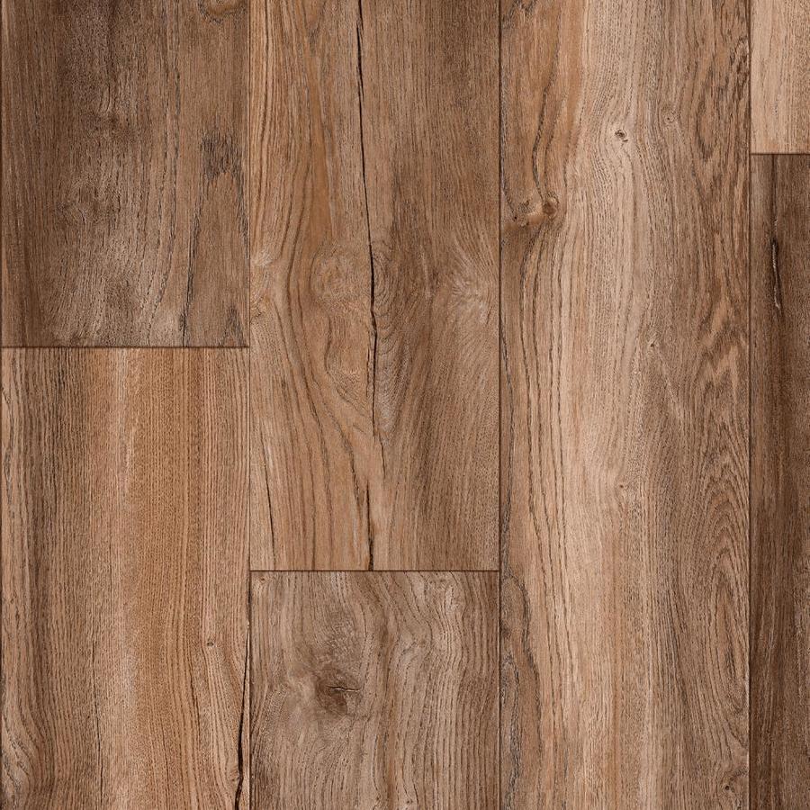 Shop Allen Roth Harbor Mill Oak Wood Planks Laminate