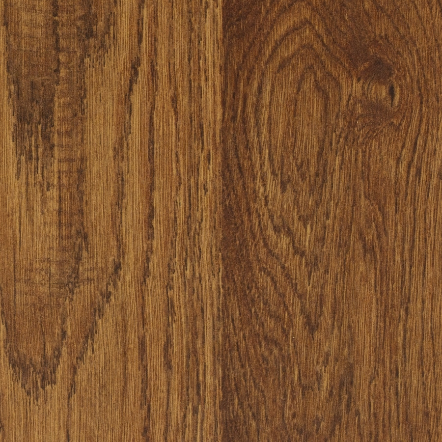 SwiftLock 7.6-in W x 4.23-ft L Oak Embossed Laminate Wood Planks