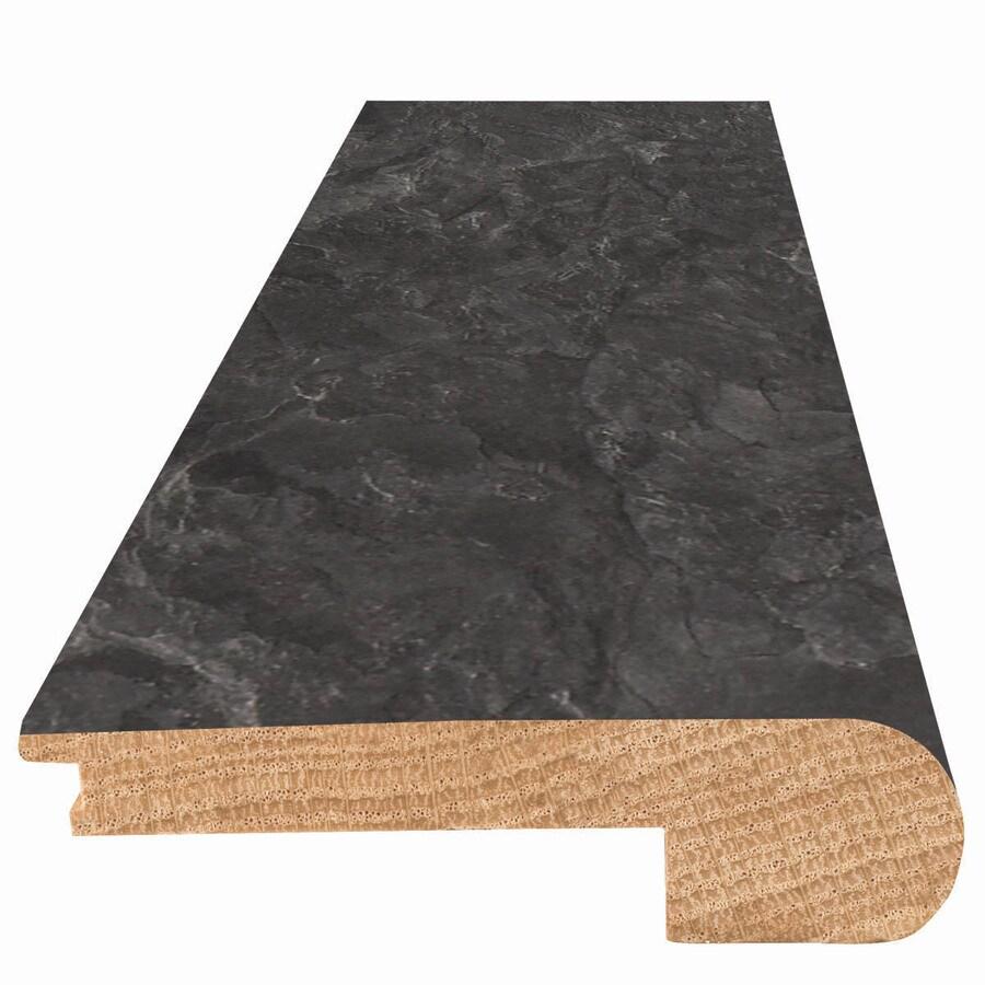 Columbia Flooring 2.5-in x 94.5-in Evening Mist Stair Nose Floor Moulding