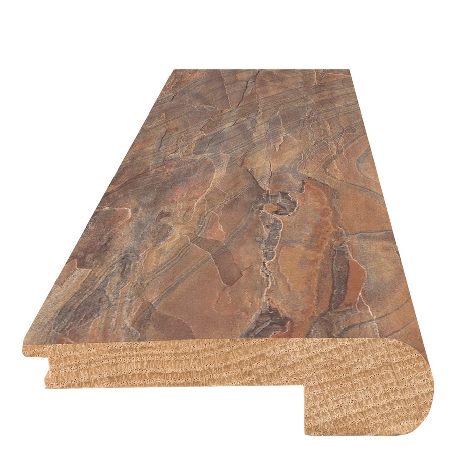 Columbia Flooring 2.5-in x 94.5-in Desert Mist Stair Nose Floor Moulding