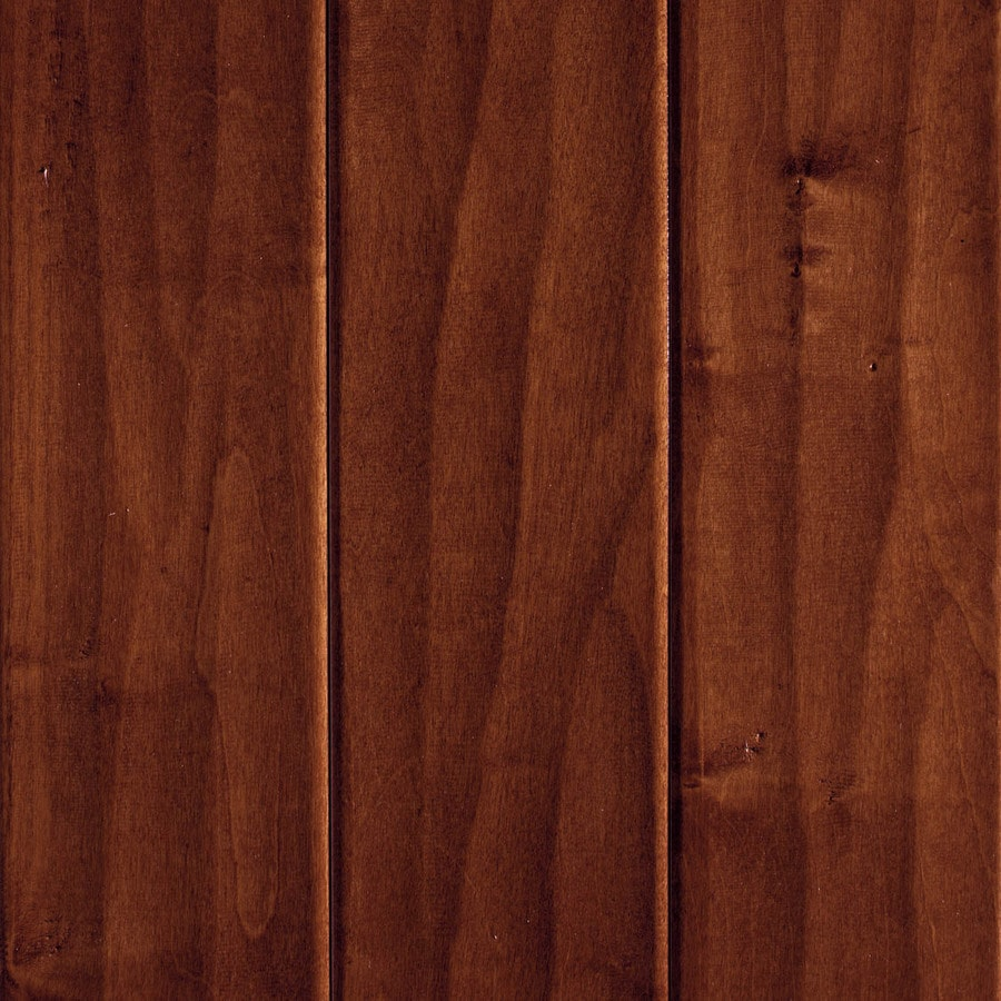 Mohawk Alston 5.36-in W Prefinished Maple Locking Hardwood Flooring (Light Amber)