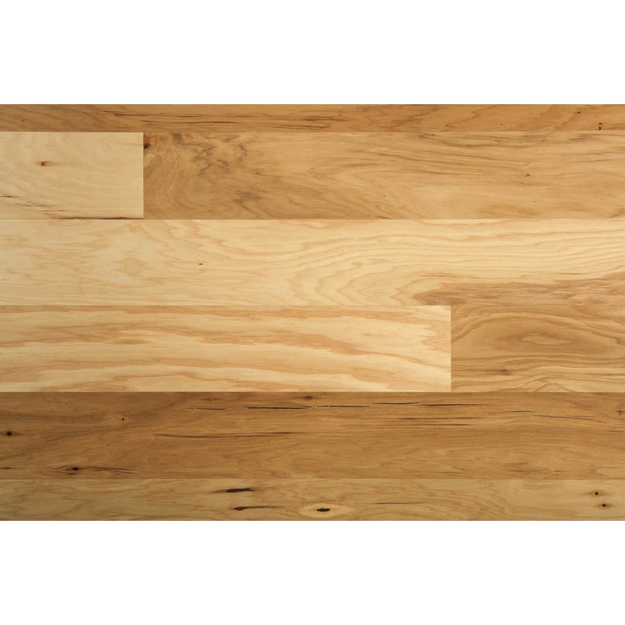 Mohawk Hickory Hardwood Flooring Sample (Sunrise)