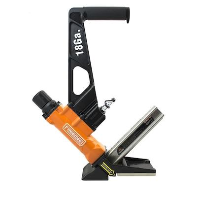 Freeman 1 75 In 18 Gauge Flooring Nail Gun At Lowesforpros Com