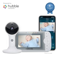Deals on Motorola Lux-64 4.3-in HD Wi-Fi Video Baby Monitor