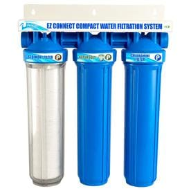 Pelican Water Whole House Triple Stage Carbon Block Whole House Water  Filtration System