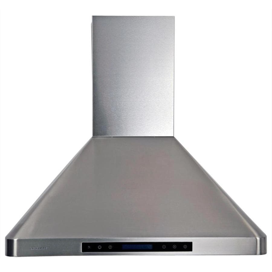 Cavaliere Ducted Wall-Mounted Range Hood (Stainless Steel) (Common: 30-in; Actual: 30-in)