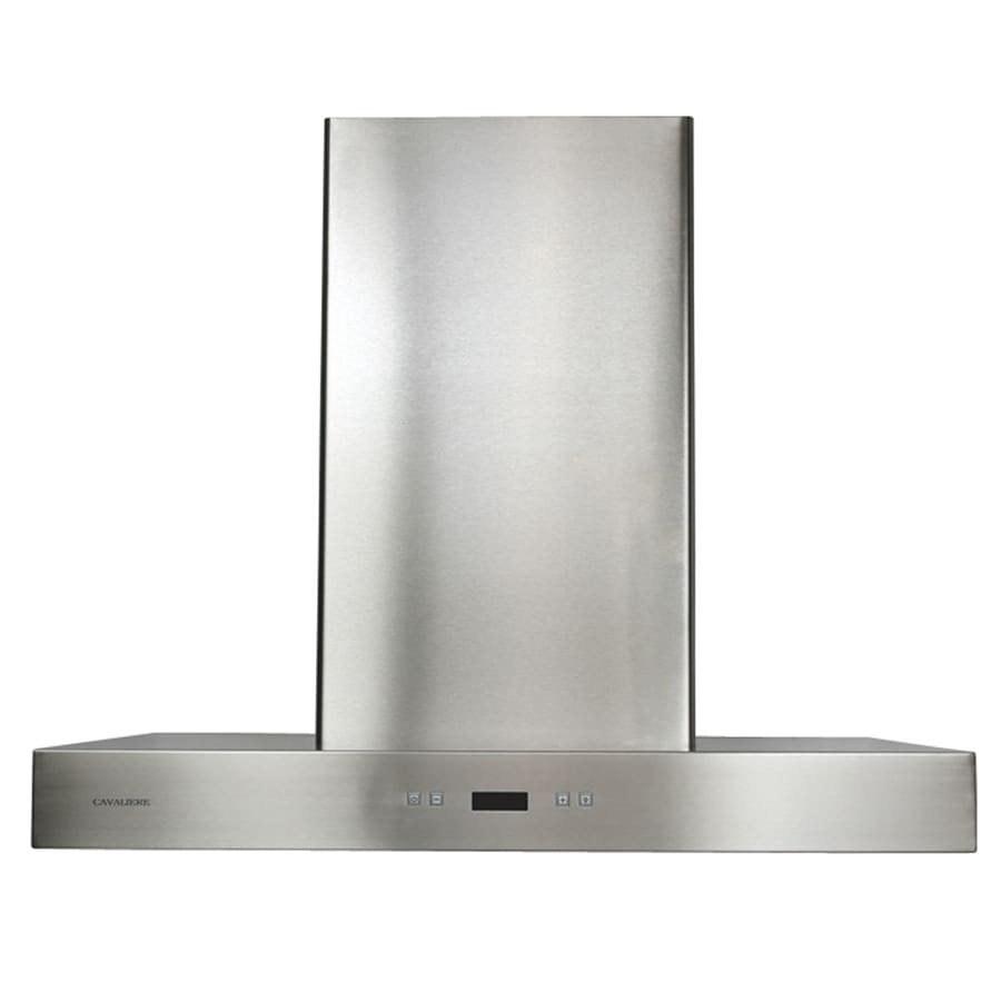 Cavaliere Convertible Wall-Mounted Range Hood (Stainless steel) (Common: 42-in; Actual: 41.5-in)