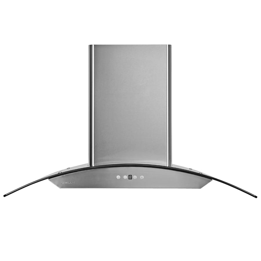 Cavaliere Ducted Wall-Mounted Range Hood (Stainless steel) (Common: 42-in; Actual: 41.4-in)