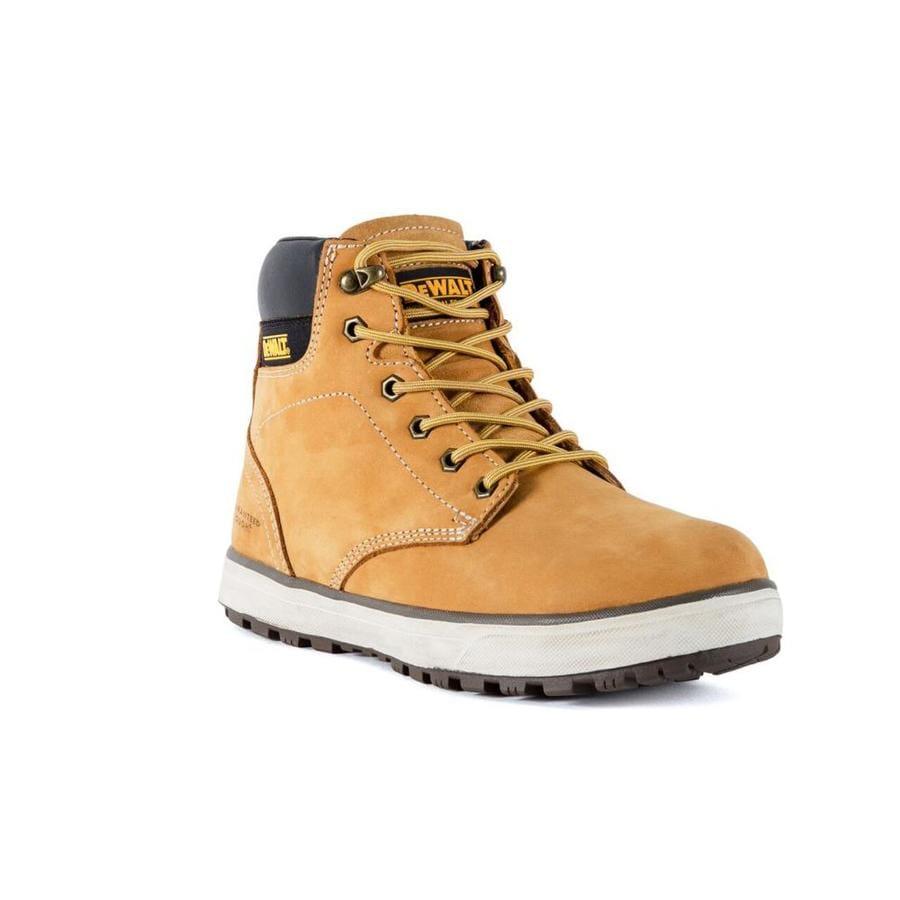 de3433fccaeb DEWALT Size 9 Mens Steel Toe Work Boots at Lowes.com