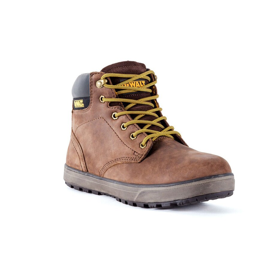 078e412fabfb DEWALT Size 8 Mens Steel Toe Work Boots at Lowes.com