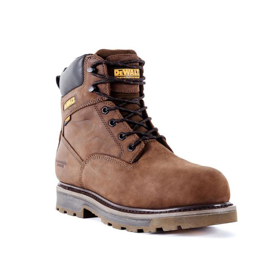 bd98ef50bd34 DEWALT Size 9 Mens Steel Toe Work Boot at Lowes.com