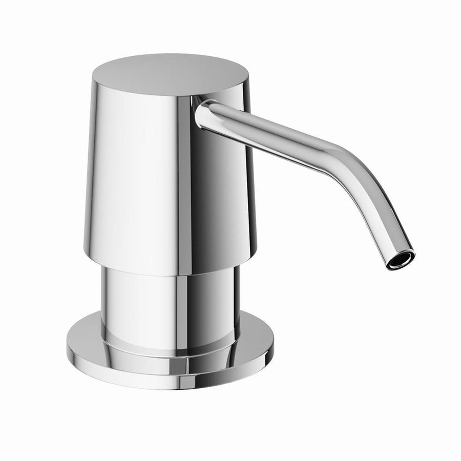 VIGO Kitchen Accessories Chrome Soap and Lotion Dispenser
