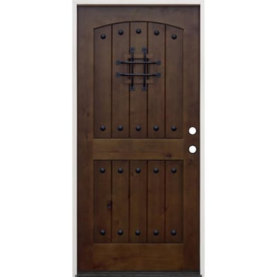 Wood No Glass Front Doors At Lowes Com Need to replace an old exterior door? wood no glass front doors at lowes com