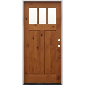 Simpson 36 In X 80 In Wood Craftsman Universal Reversible Brown Unfinished Slab Front Door In The Front Doors Department At Lowes Com Find 82 exterior door in canada | visit kijiji classifieds to buy, sell, or trade almost anything! simpson 36 in x 80 in wood craftsman