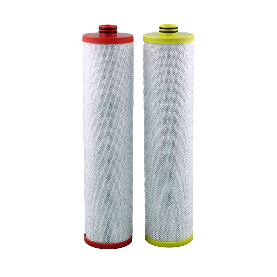 Aquasana Optimh2o Stage 1 And 3 Under Sink Replacement Filter
