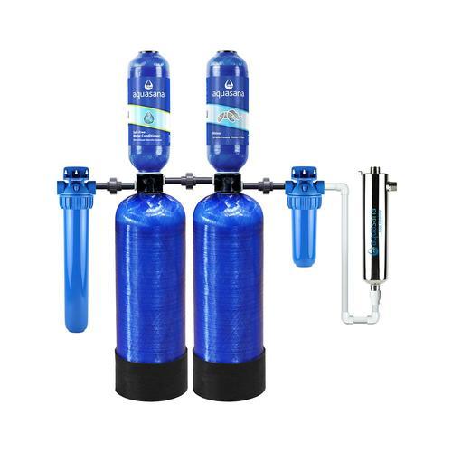 Aquasana Well Water Triple Stage 7 Gpm Charcoal Whole