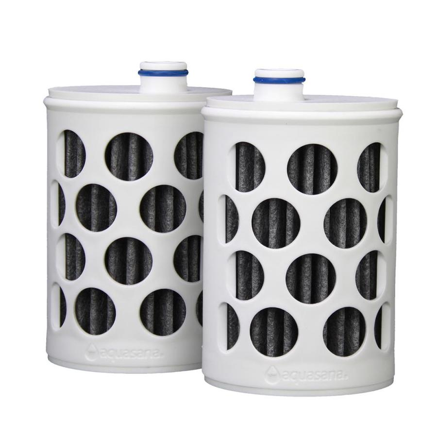 Aquasana 2-Pack 2.5-in diameter Water Dispenser Replacement Filter