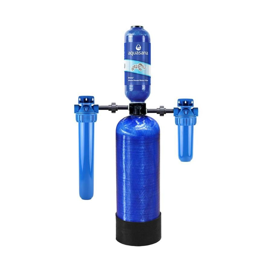 Aquasana Chloramines Triple-Stage Whole House Water Filtration System