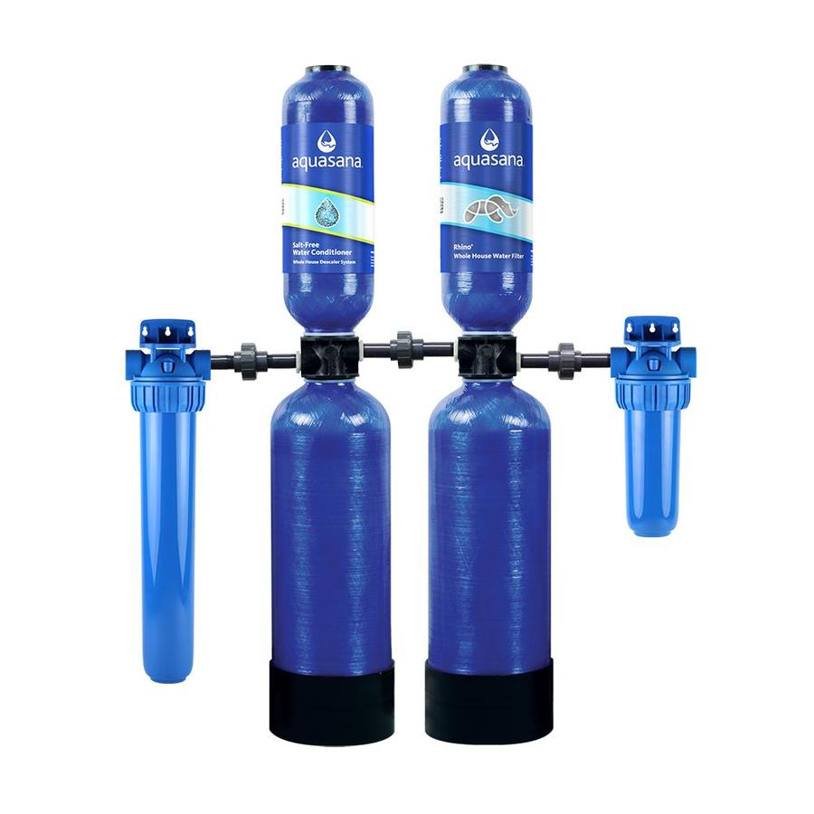 Aquasana 1-Million-Gallon Triple-Stage Whole House Water Filtration System