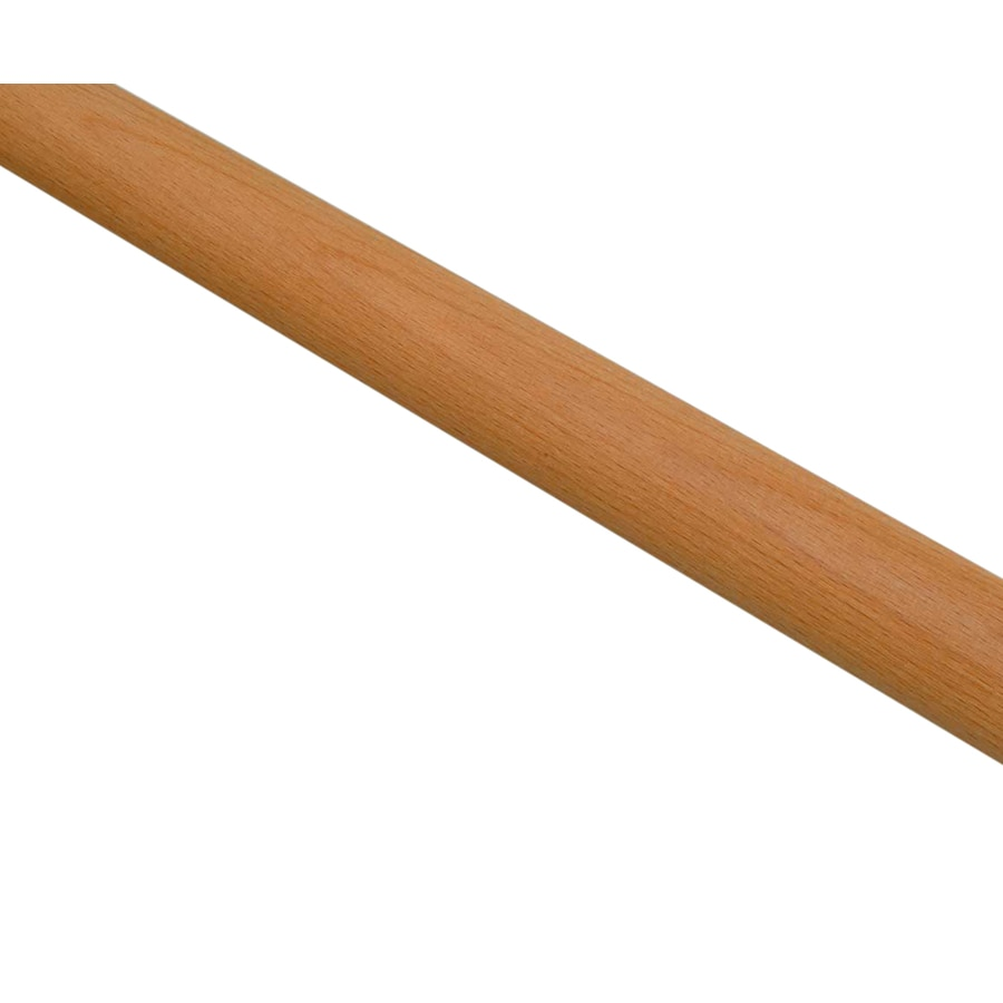 ... Prova 6.5-ft Laquer Prefinished Beechwood Wood Handrail at Lowes.com