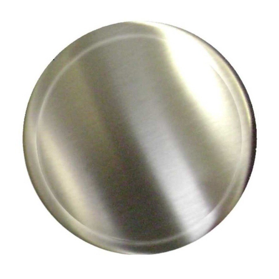 Watertech Whirlpool Baths Nickel Whirlpool Injector Trim Kit