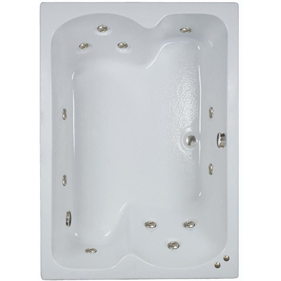 Watertech Whirlpool Baths White Acrylic Shower Base (Common: 36-in W x 36-in L; Actual: 36-in W x 36-in L)
