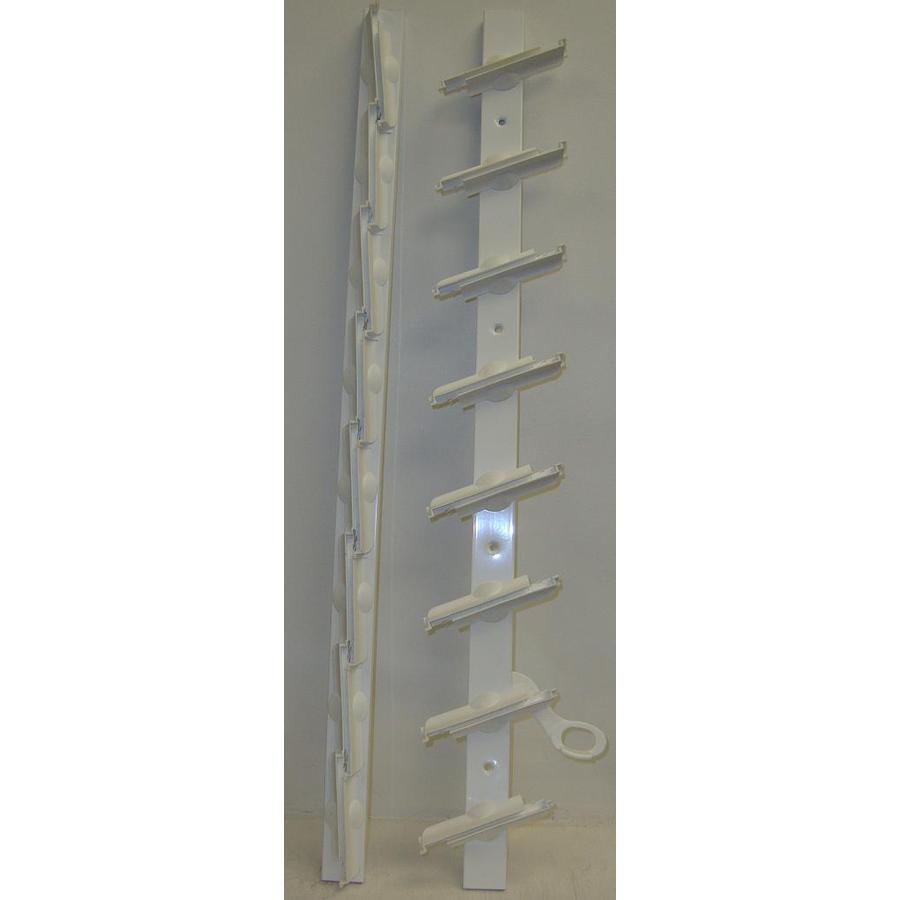 Palmair by Breezway 2-Pack Aluminum Window Strips
