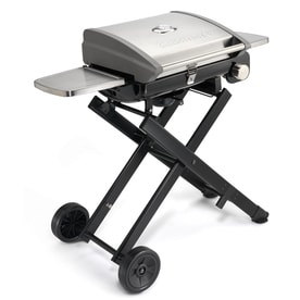 Cuisinart All Foods Stainless Steel 15000 Btu 240 Sq In Portable Gas Grill