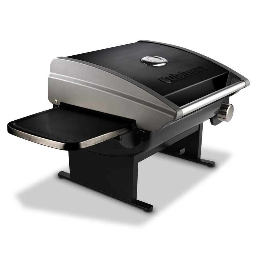 Cuisinart Black and Silver 12,000-BTU 240-sq in Portable Gas Grill