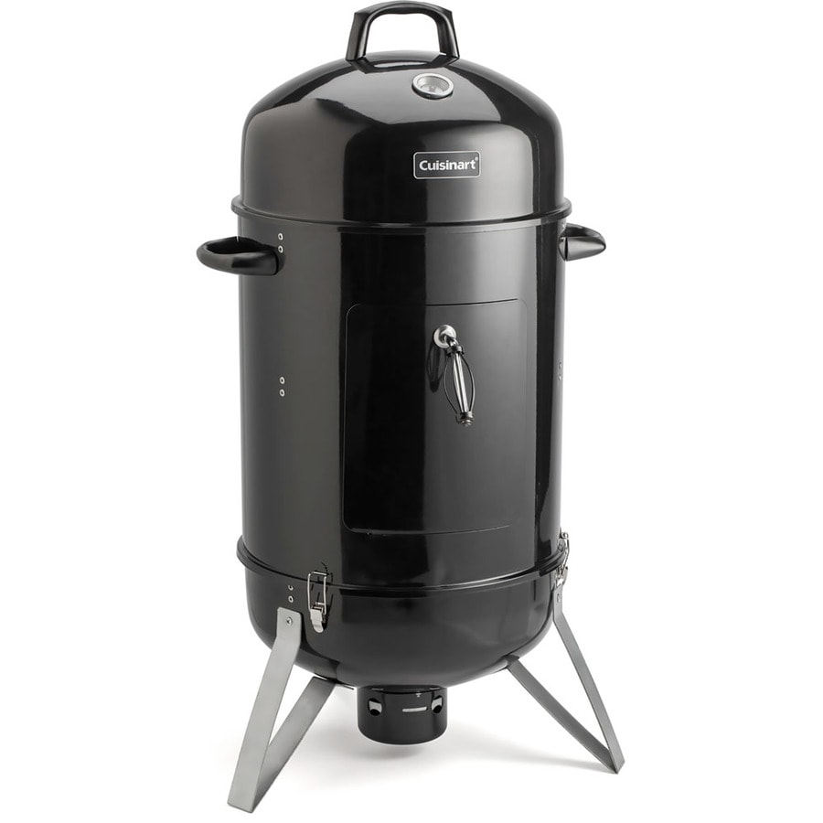 Cuisinart 45-in H x 25-in W 510-sq in Charcoal Vertical Smoker