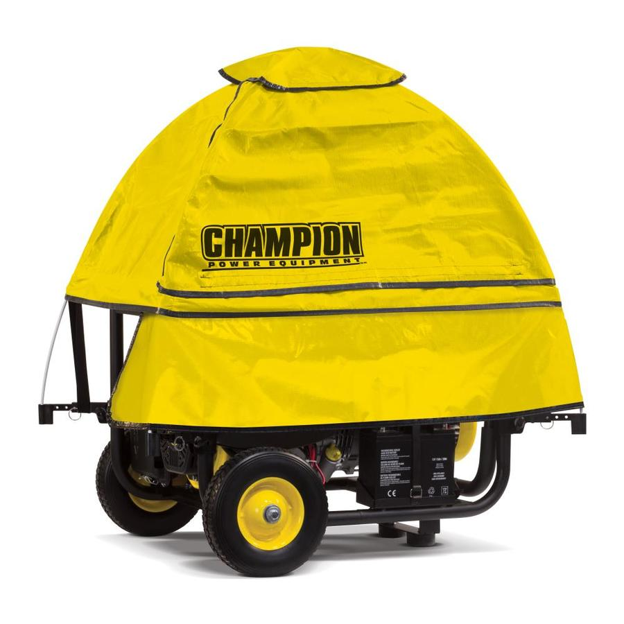 Champion Power Equipment Storm Shield Wet Weather Portable Generator Cover