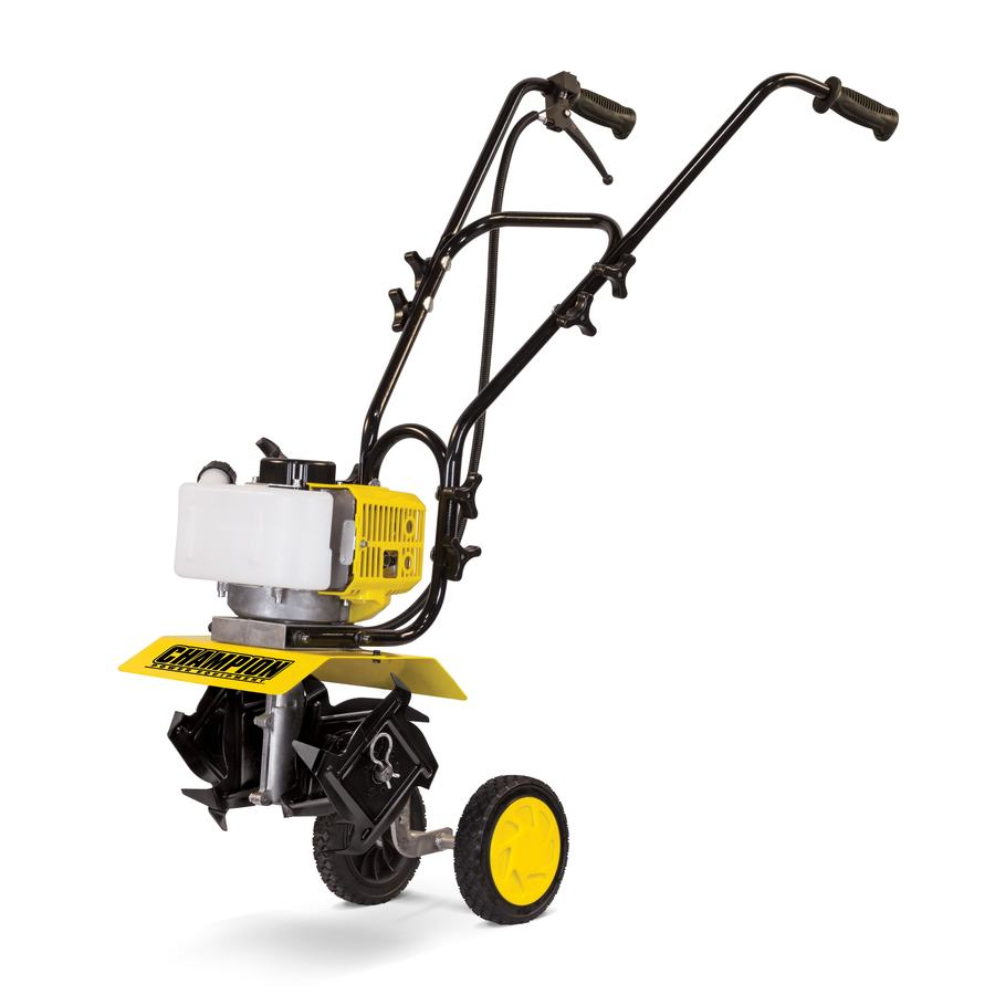 Champion Power Equipment 43-cu cm 2-cycle 11-in Gas Cultivator