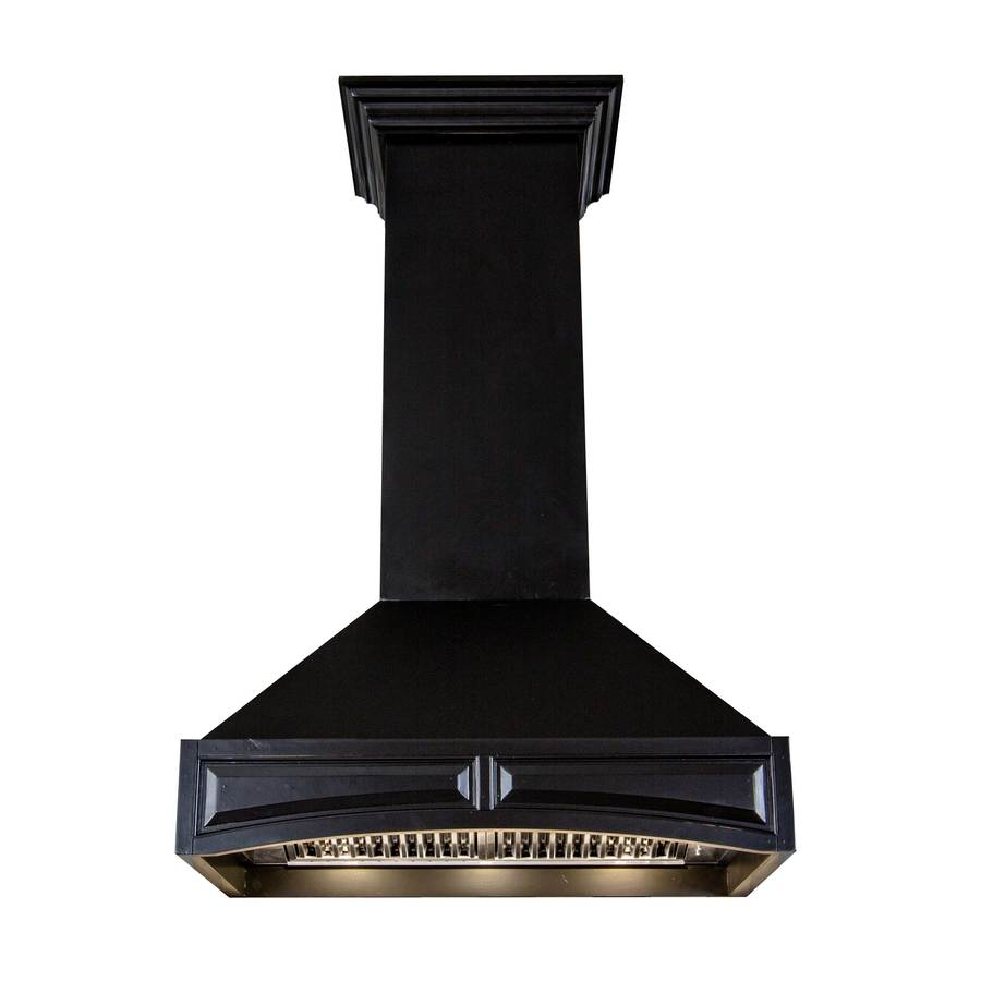 Zline Kitchen Amp Bath 36 In Ducted Wall Mounted Range Hood