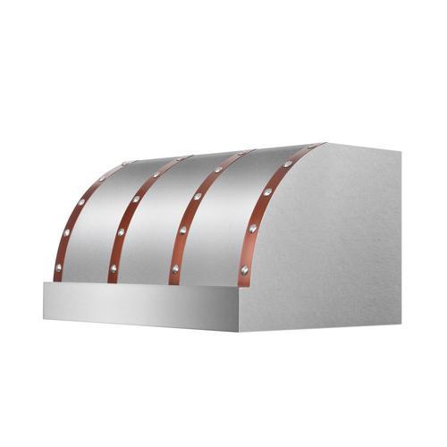 Zline Kitchen Amp Bath 30 In Ducted Durasnow Stainless Steel