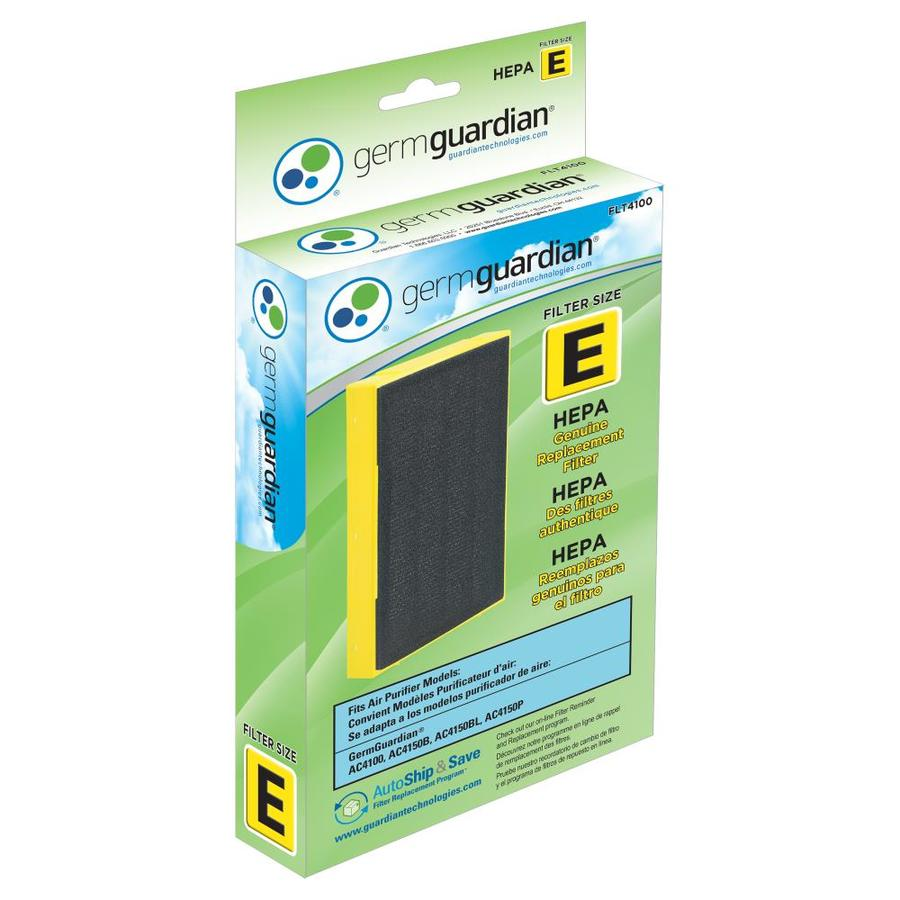 GermGuardian HEPA Air Purifier Filter