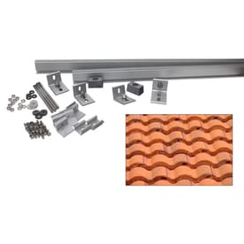Shop Solar Panel Mounting Kits Amp Hardware At Lowes Com