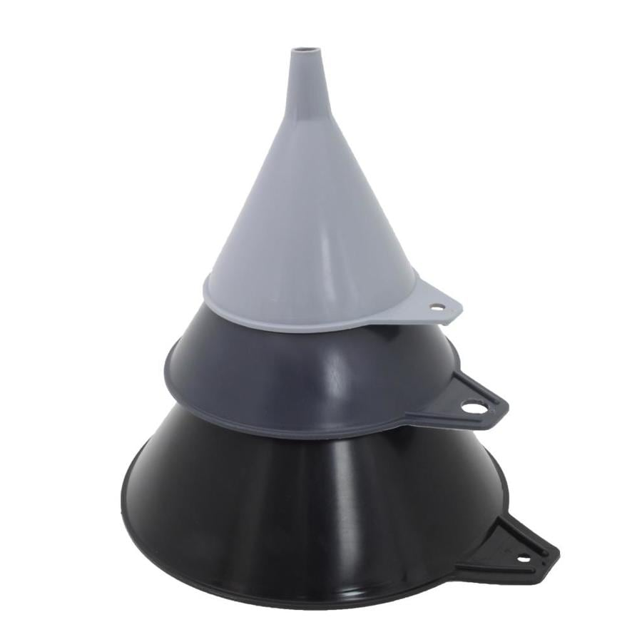 RhinoGear 3-Piece Assorted Funnel