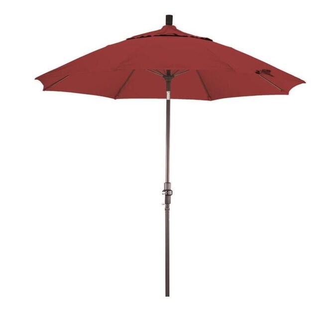 No Tilt Octagon Patio Umbrella